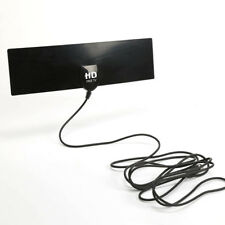 Free HD TV Digital Indoor Antenna With Cable HDTV 35 Miles Range Ultra Thin TV