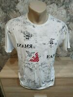 Emporio Armani Mens t-shirt-size L white