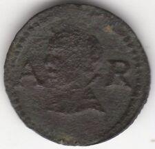 More details for 1653 spain barcelona philip iv copper ardite | european coins | pennies2pounds