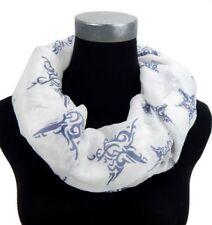 Damen-Schals & -Tücher aus Baumwollmischung Sterne