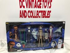 NECA NIGHTMARE BEFORE CHRISTMAS JACK OF ALL TRADES Boxed Set NEW Skellington