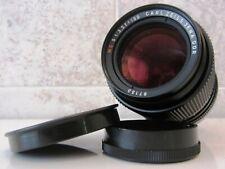 SUPERB CARL ZEISS JENA S (SONNAR) F3.5 135mm PORTRAIT/TELEPHOTO LENS - M42 FIT