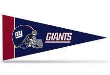 "NEW NFL New York Giants Mini Pennant  9""x4"" (22 x 9 1/2 cm) Made in USA"