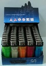 500x GSD Disposable Adjustable Flame Child Resistant Assorted Colours Lighters