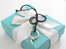 Auth Tiffany & Co Sterling Silver Snake Elsa Peretti Necklace Box Included