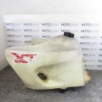Yamaha XT 600 2000 Acerbis Long Range Fuel Tank Petrol Gas White 23L & tap & cap