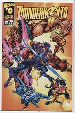 THUNDERBOLTS #0,-1,1-151 +More Avengers, Hawkeye, Deadpool NM- (9.2) COMPLETE