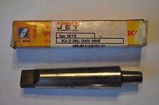 JET DCA-32 561770 #3 MORSE TAPER/ #2 JACOBS TAPER DRILL CHUCK ARBOR ADAPTER, NEW
