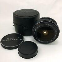 [ N Mint ] Pentax SMC Fish eye Takumar 17mm f/4 Lens for M42 mount from Japan