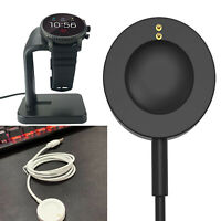 Fast Charger Dock Stand Charging Cradle USB Cable For Fossil 4 Smart Watch New