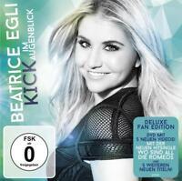 BEATRICE EGLI Kick Im Augenblick (Deluxe Fan Edition)  CD+DVD NEU & OVP