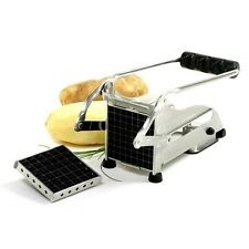Norpro 6021 Commercial French Fry Vegetable Cutter, Stainless Steel