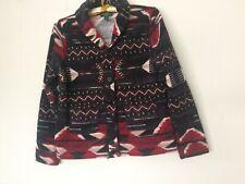 Ralph Lauren Navajo Southwest Shawl Collar Cardigan Sweater PL