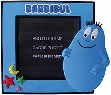 Barbapapa-Barbibul-Cadre photo-Bleu-trobp 3480