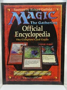 Magic The Gathering - Official Encyclopedia - The Complete Card Guide 103001006