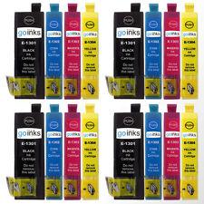 16 Ink Cartridges for Epson Workforce WF-3010DW WF-3540DTWF WF-7515