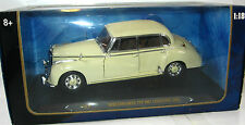 Ricko mercedes-benz tipo 300c Limousine 1955 beige coche modelo 1:18 (f1)