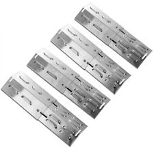 More details for charles bentley adjustable gas bbq flame tamer four pack stainless steel