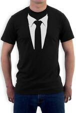 Printed Suit Tuxedo T-Shirt Stinson Costume Party Gift Wedding Barney Suits Tee