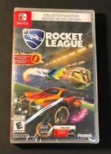 Rocket League [ Collector's Edition W/ The Flash ]  (Nintendo Switch) NEW