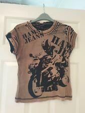 Ladies Hamnett Jeans Top Tshirt