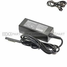 EU plug 15V 1.6A AC Adapter 24W For Microsoft 1735 Surface Pro 4 charger