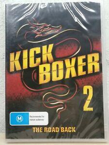 Kickboxer 2 DVD Kick Boxer Two - THE ROAD BACK ! - BRAND NEW & SEALED
