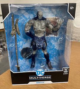 McFarlane DC Multiverse JUSTICE LEAGUE MOVIE  MEGA FIGURE DARKSEID  In Stock