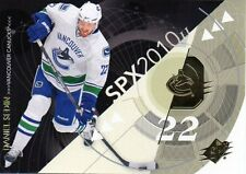 Daniel Sedin 10/11 SPX Hockey #97