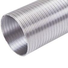 """100mm x 300mm - 4"""" Semi rigid Aluminium flexible Ducting hose"""