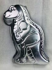 """Wilton T-Rex Dinosaur Cake Pan 16"""" Land Before Time Party 1987 2105-1280"""