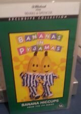 Bananas in Pyjamas Banana Hiccups VHS video.Marks and Spencer exclusive.