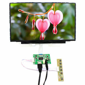 """HDM I LCD Controller Board NV140FHM-A20 Transmissive 30P EDP IPS LCD Screen 14"""""""