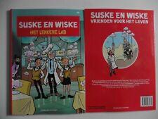 Suske en Wiske nr 349 EERSTE DRUK  September 2019