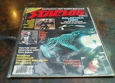 Starlog Magazine #34 May 1980 Battlestar Galactica Star Wars Doctor Who Martian