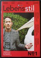 WOTAN WILKE MÖHRING Covermagazin, Focus Lebensstil, No.1, Oktober 2016