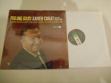 LP Jazz Xavier Cugat - Feeling Good! (12 Song) DECCA REC cut out