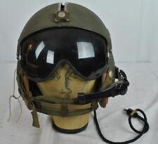 Vietnam 1961 GENTEX US ARMY APH-5A  HELICOPTER PILOT HELMET 12-056