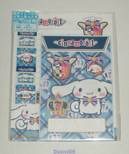 VERY CUTE! 2012 Sanrio CINNAMOROLL Stationery Set from JAPAN! NEW!