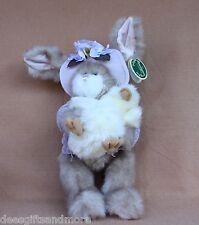 Bearington Bears Donna & Duck New Spring 2005 Bunny*