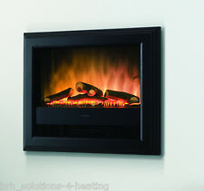 Dimplex Bach Electric Fire  Wall Mounted or Inset  2KW  With Remote Control