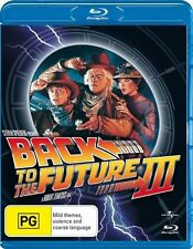 Back To The Future 3 (Blu-ray, 2011)