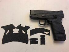 Tactical Textured Rubber Gun Grip Enhancement Tape Wrap for Springfield XDs