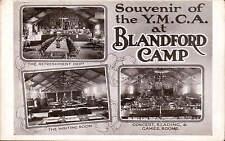 Blandford Camp YMCA Souvenir Multiview by Photochrom.