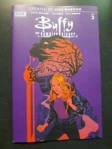 BUFFY THE VAMPIRE SLAYER #2 1:25 Audrey Mok Variant Boom Comic Book NM