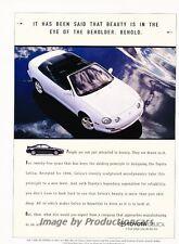 1996 Toyota Celica Convertible - Original Advertisement Print Car Ad J457