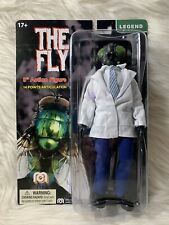 Mego 8 inch Figure The Fly Blue Tie Vincent Price (Sci Fi Series) Wave 8 NEW
