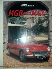 book MGB MGC Jonathon Edwards
