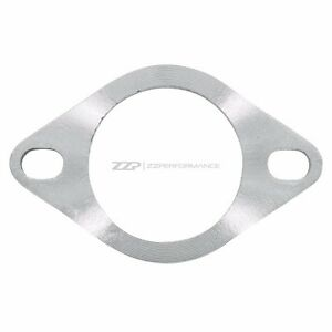 "ZZPerformance Stainless Steel 2.5"" 2-Bolt Exhaust Flange"