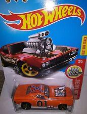 Dodge Charger Hot Wheels General Lee Dukes of Hazzard custom